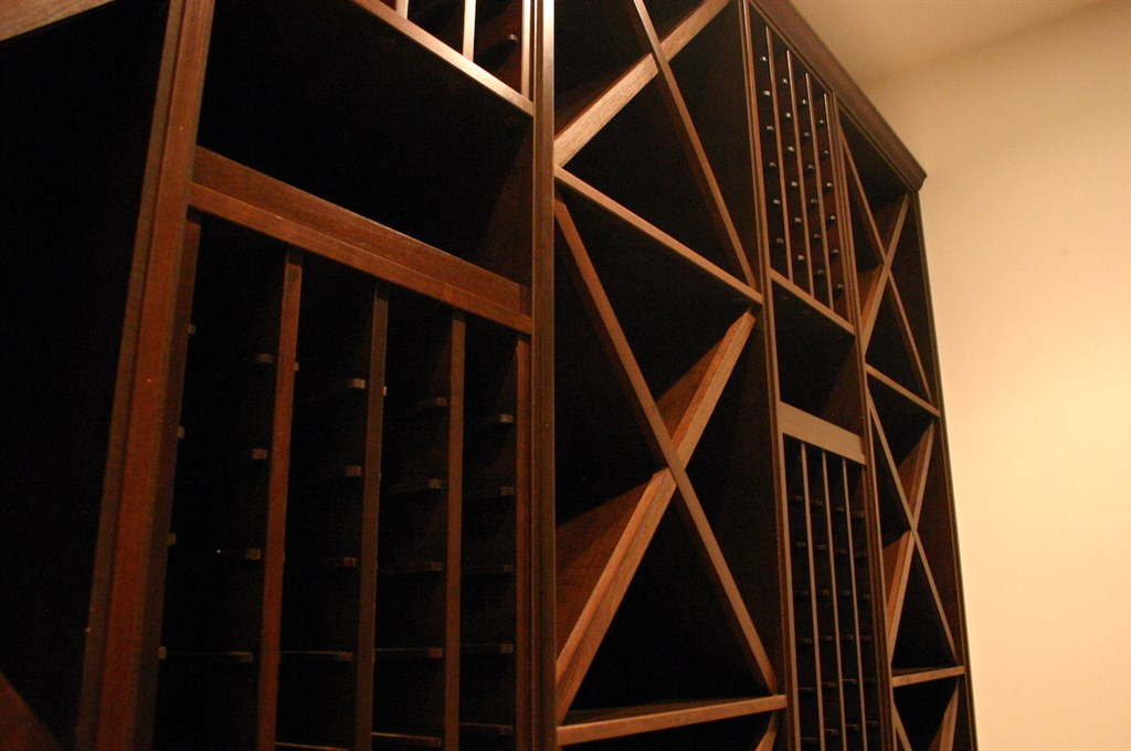 Custom Wine Rack 2