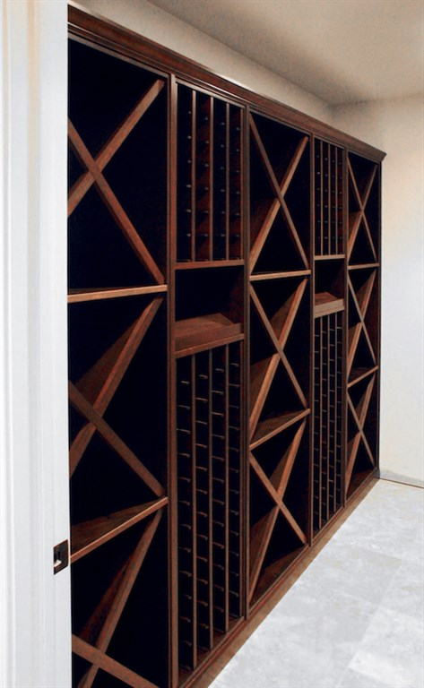 Custom Wine Rack 3