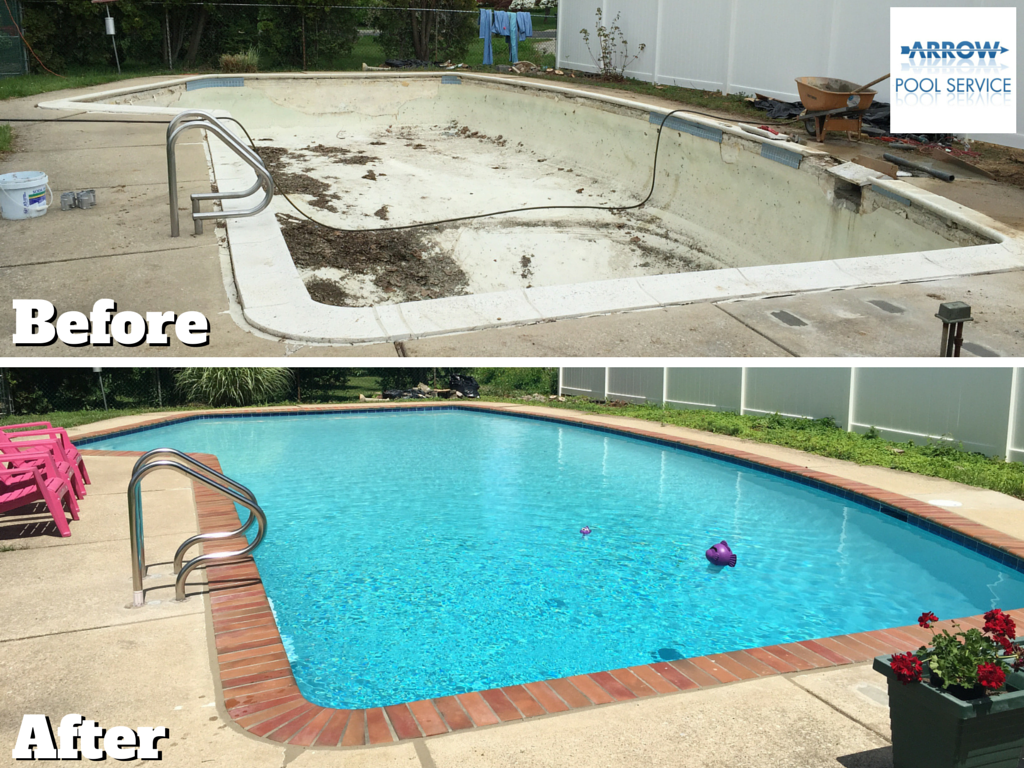 Pool Repair In Pa : Arrow pool service norristown pa angies list