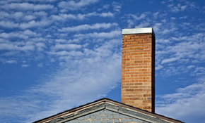 $169 Chimney Sweep and Service Report
