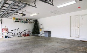$194 for Garage Cleaning and Organizing