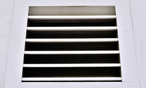 $600 for Air Duct Cleaning up to Ten Vents