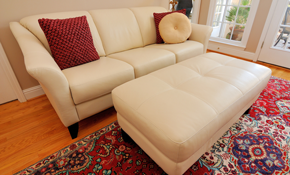 $125 Sofa Cleaning