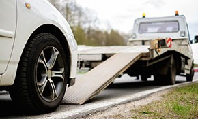 $50 Vehicle Towing Service