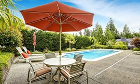 $599 for Annual Pool Service Agreement