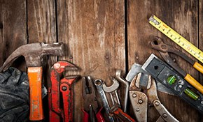 $59 for Two Hours of Handyman Service