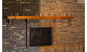 $75 for $150 Credit Toward Brick Staining...