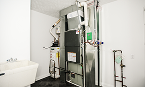 $49 for a 20-Point Gas Furnace Inspection...