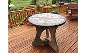 $1,300 for a Stamped Concrete Decorative...