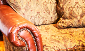 $190 for Upholstery Cleaning and Deodorizing