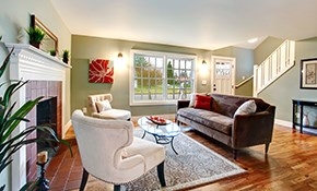 $399 for 2 Rooms of Interior Painting
