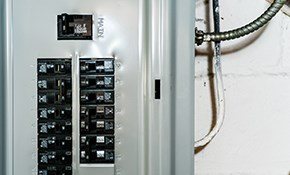 $949 for an Electrical Panel Replacement