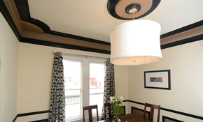 $199 for Crown Molding Installed and Painted...