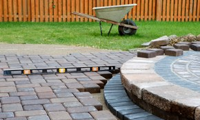 $129 for up to 250 Square Feet of Pavers...