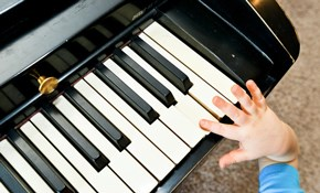 $119 for 4-1 Hour Piano Lessons