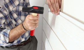 $100 for $300 Credit Toward Siding Installation