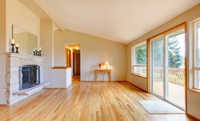 $65 for Professional Hardwood Floor Cleaning...