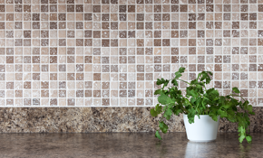 $349 for a New Ceramic Tile Floor or Backsplash,...