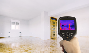 $69 Infrared Camera & Blower Door Draft Consultation...