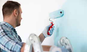 $229 for up to 8 Hours of Interior Painting
