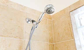 $399 for Shower Caulking and Grout Restoration
