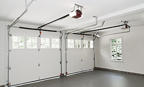 $135 Garage Door Opener Installation