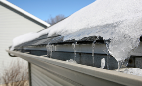 $39 for Ice Dam Prevention Inspection plus...