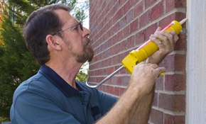 $195 for Up to 15 Exterior Windows Re-Caulked