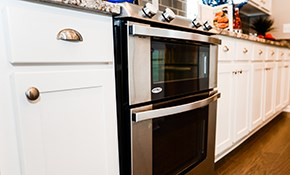 $2,999 for Complete Small Kitchen Cabinet...