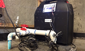 $100 Sump Pump and/or Battery Back-Up Consultation...