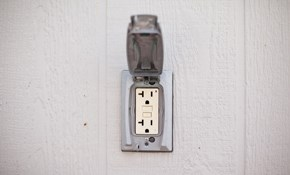 $159 for an Outdoor GFCI Outlet Installed
