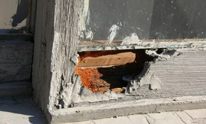 $139 for 4 Hours of Wood Rot Restoration/Repair...