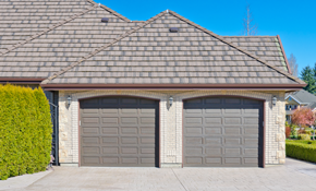 $124 for a Garage Door Tune-up Plus Weather-Stripping...
