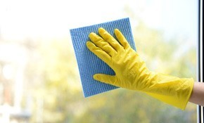 $90 for $100 Credit Toward Window Cleaning