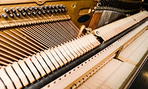 $121 for Piano Tuning