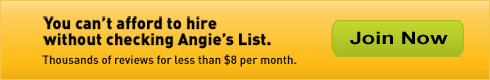 Join Angie's List Now