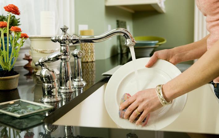 Как сделать чтобы в доме было меньше пыли