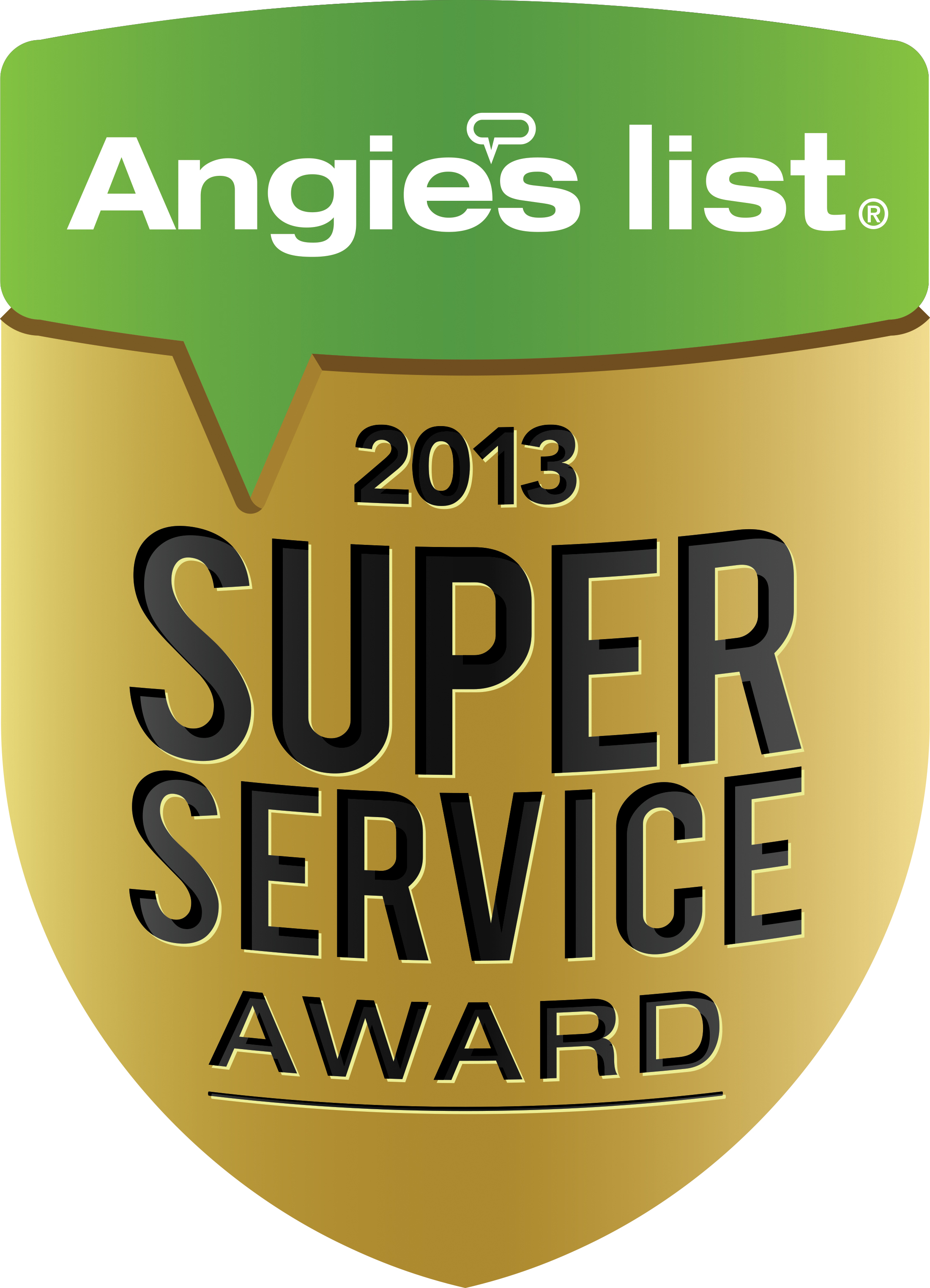 Angies List Super Award