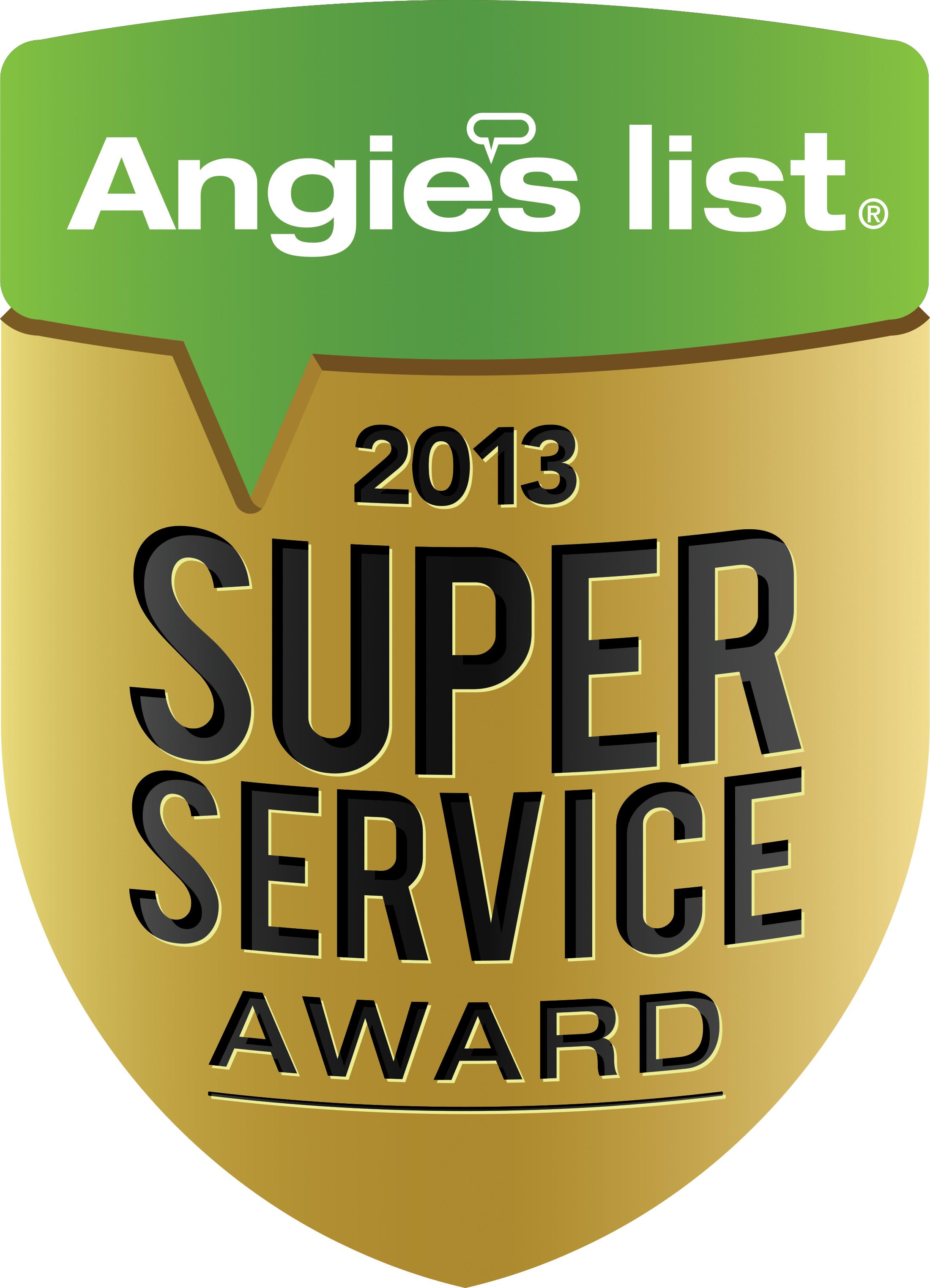 Angies List Super Award