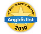 2010 Super Service Award